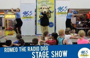 Romeo the Radio Dog Stage Show