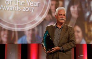 Professor Alan Mackay-Sim 2017 Australian of the Year.